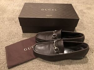 Gucci Horsebit Loafers 9.5