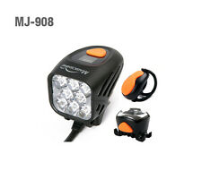 PROFESSIONAL MTB BIKE LIGHTS KIT- 8000 Lumen LED RECHARGEABLE MAGICSHINE MJ-908