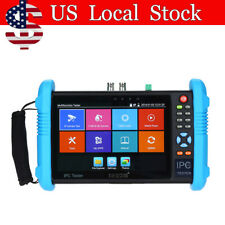 Seesii 7 inch Touch Screen IP Analog Camera CCTV Tester Monitor CVBS HDMI WIFI