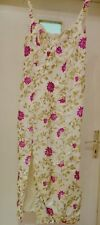 Vintage Asian Evening Show Dress with Arm cover, Dazzling Floral Design