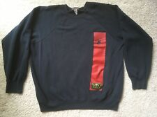Vintage 1988 Miss Saigon Musical Play Broadway Crewneck Sweatshirt vtg original