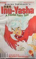 Inu-Yasha - A Feudal Fairy Tale Part 4 Of 6 - Many Comics For Sale