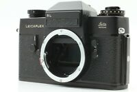 【N Mint】 Leica Leitz Wetzlar Leicaflex SL 35mm SLR Camera Black From Japan 455
