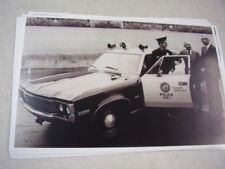 1973 AMC MATADOR POLICE CAR  11 X 17  PHOTO  PICTURE