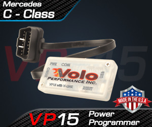 Volo Chip VP15 Power Programmer Performance Tuner for Mercedes C Class