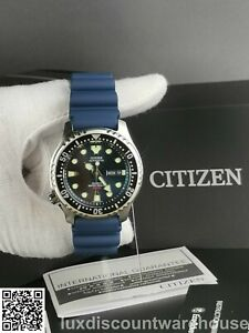 CITIZEN PROMASTER STUNNING AUTOMATIC MEN'S 200M DIVERS WATCH NY0040-17L - NEW