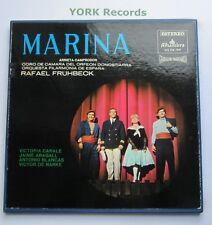 SCE 918/19 - ARRIETA - Marina FRUHBECK / CANALE / NARKE - Ex 2 LP Record Box Set