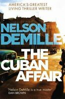 The Cuban Affair by DeMille, Nelson Book The Fast Free Shipping
