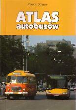Book - A-Z Atlas Polish Poland Buses Autobus Omnibus - Atlas Autobusow Jelcz