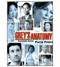 COFANETTO GREY'S ANATOMY  2° stagione vol.1 in 3 dvd