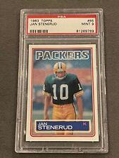 1983 Jan Stenerud #85 - PSA 9 - MINT - HOF - Green Bay Packers - centered