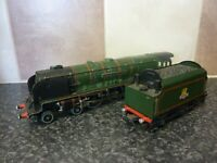 HORNBY DUBLO OO 4-6-2 BR46232 DUCHESS OF MONTROSE LOCO & TENDER TESTED WORKING