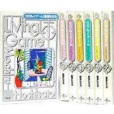 Manga Living Game Pocket edition VOL.1-7 Comics Complete Set Japan Comic F/S