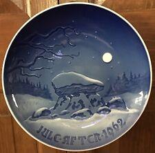 1962 Bing and Grondahl Christmas plate