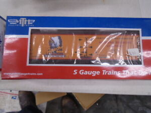 MTH, Arizona Brewing Co. Apache Beer, Reefer,  Compatible s scale  35-78020
