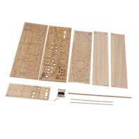 1:30 Wooden Boat Assembled Model Building Kit DIY Kids Educational Toys