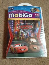 Vtech Electronics MobiGo Learning Software Cars 2 Ages 4-8