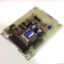 ELECTRO-SENSOR CONTROL BOARD DSC-10CA 103107