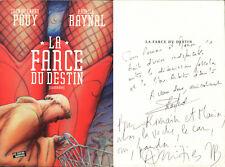Jean-Bernard Pouy & Patrick Raynal - La farce du destin - EO 2004