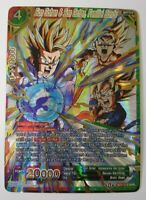 Son Gohan & Son Goten, Familial Bonds - Dragon Ball Super CCG NM/M BT7-113 SPR