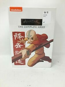 AVATAR THE LAST AIRBENDER COMPLETE SERIES, DVD