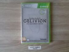The Elder Scrolls IV Oblivion 5th Anniversary Edition Xbox ONE & Xbox 360 NEW