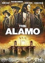 The Alamo * NEW DVD * Billy Bob Thornton Dennis Quaid Jason Patric