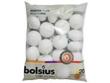 Bolsius Beautiful Flame Floating Candles 45mm Pack of 20