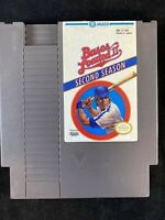 Nintendo - Bases Loaded 2 Second Season - NES Game - Tested Works MLB Jaleco II