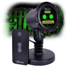BlissLights Outdoor Spright Firefly Motion Laser Light With Timer - Green