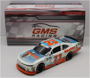 NASCAR 2018 CHASE ELLIOTT #23 HOOTERS 22nd ANNUAL PAGEANT 1/24 CAR