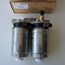 Iveco Eurocargo I-III CASE IH filtre a gasoil complet Bosch 0450136212 4844359