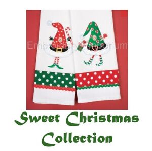SWEET CHRISTMAS COLLECTION - MACHINE EMBROIDERY DESIGNS ON CD OR USB