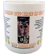 1976 Year In History Coffee Mug Includes Gift Box Born In 1976 Birthday Gift