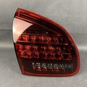 2011-2014 Porsche Cayenne LH Rear Left Driver LED Tail Light Lamp Tinted OEM