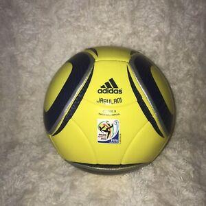 Yellow Adidas Jabulani Football Official Ball Size 5 South Africa World Cup 2010