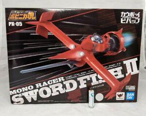 Soul of Popynica PX-05 Mono Racer Swordfish II Cowboy Bebop Figure