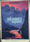 Planet of the Apes Variant by Laurent Durieux SIGNED Ltd x/150 Mondo Poster Art