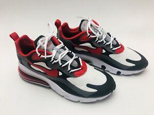 Nike Air Max 270 React University Red CI3866-002 Men's Size 7
