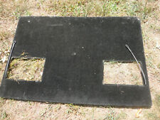 VW SCIROCCO Parcel Shelf with Straps VW Scirocco