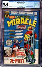 MISTER MIRACLE #2 CGC 9.4 1ST APPEARANCE OF GRANNY GOODNESS