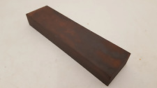 """8 x 2"""" Vintage Fine & Coarse Carborundum Sharpening Stone 25176"""