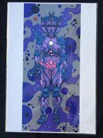 Tim Lukowiak Fine Art Print COSMIC GODDESS Outside Art Fantasy