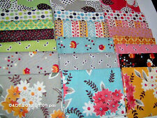 Complete SET FLEA MARKET FANCY Legacy~Cotton~Quilt~Fabric~DENYSE SCHMIDT~Craft