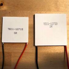 TEC1-12720 Large 20A Thermoelectric Peltier Cooler Module 50*50mm