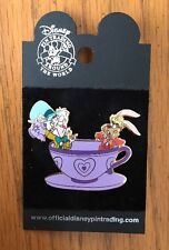 Pin WDW - Four Parks One World Mad Hatter & March Hare