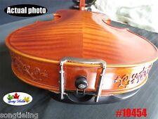 Carving neck rib Strad Style SONG maestro 4/4violin,big powerful sound #10454
