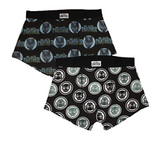 Marvel Black Panther - Men's 2 pack size M Hipsters /  boxer shorts