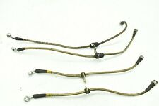2012-2015 Honda Civic Si Stoptech Stainless Steel Brake Line Set 12-15