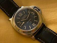 *Very Desired* 2012 Panerai PAM00005 PAM 005 Luminor Marina Logo Manual Watch